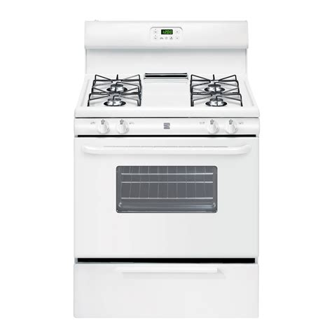 Kenmore Stove by Kenmore 70402 4 2 Cu Ft Freestanding Gas Range