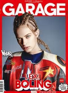 Garage Magazine Boling Garage Magazine Cover Summer 2016