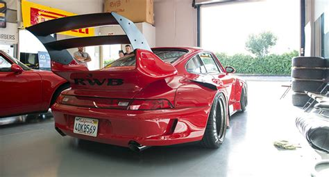 Rwb 993 For Sale by Rauh Welt Begriff Porsche 993 Pops Up For Sale Carscoops