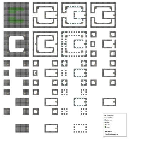 floor plans for minecraft image for minecraft ship blueprints layer by layer