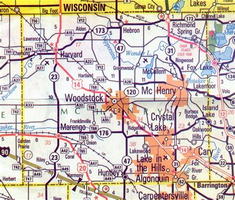 Mchenry County Il Records Mchenry County Map Illinois Illinois Hotels Motels Vacation Rentals Places