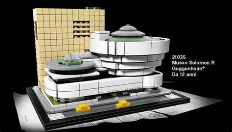 The Great Hall Harry Potter lego architecture 21035 guggenheim museum premier visuel