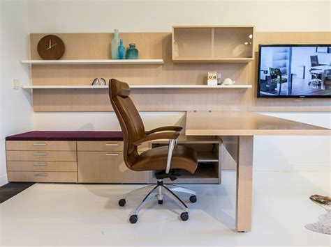 intermix by office with impulse g2 workstation and
