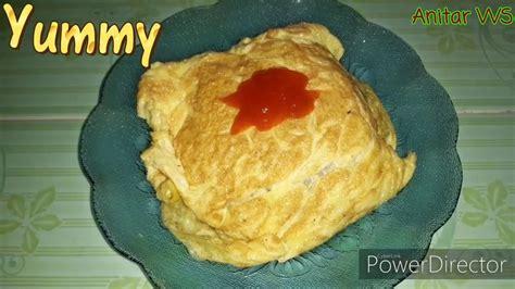 membuat mie goreng selimut telur youtube