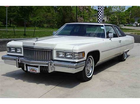 1975 cadillac for sale 1975 cadillac for sale classiccars cc 756156