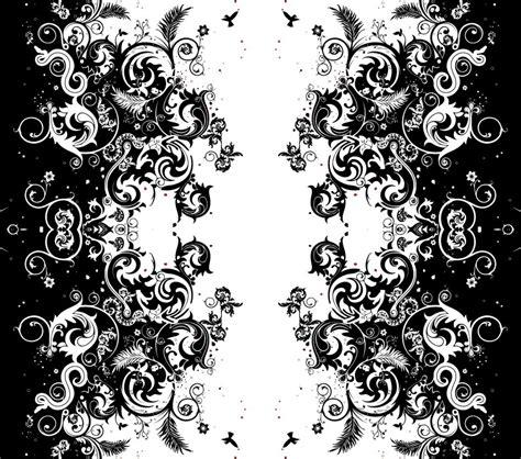 black and white swirl pattern black white swirls design mosaic inspiration pinterest