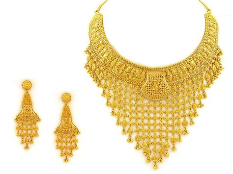 Gelang Set Isi 3 Branded India Bangle Layer Sale Akhir Tahun indian gold jewellery necklace sets indian gold necklaces 23617showing jpg accessories
