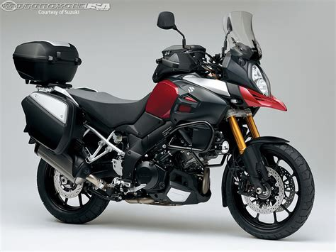 Suzuki V 2014 Suzuki V Strom Look Photos Motorcycle Usa