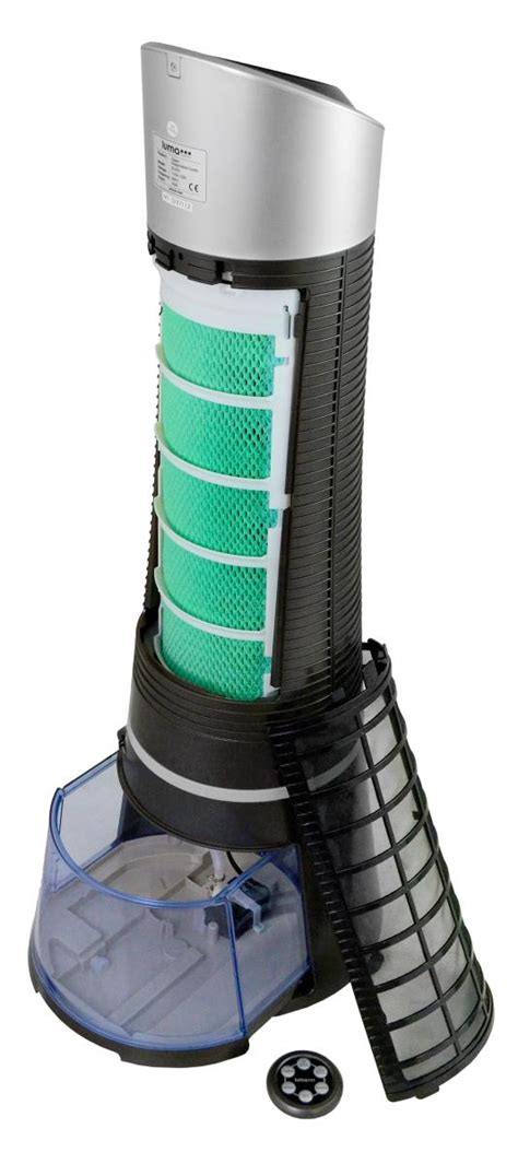 Luma Comfort Ec45s by Luma Comfort Ec45s Tower Evaporative Cooler