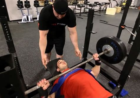 heavy bench press videos 3 keys to a monster bench press