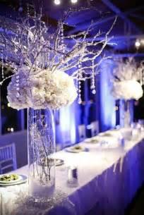 winter centerpieces wedding inspiring and beautiful photos of winter wedding