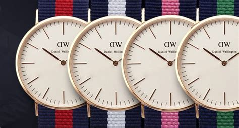 Dw Rosegold Sand Daniel Wellington wts daniel wellington watches rm359 609