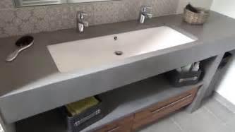 meuble salle de bain b 233 ton cir 233 sur mesure atlantic bain