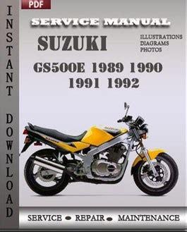 service manual car repair manuals online pdf 1990 mitsubishi galant instrument cluster suzuki gs500e 1990 1992 free download pdf repair service manual pdf
