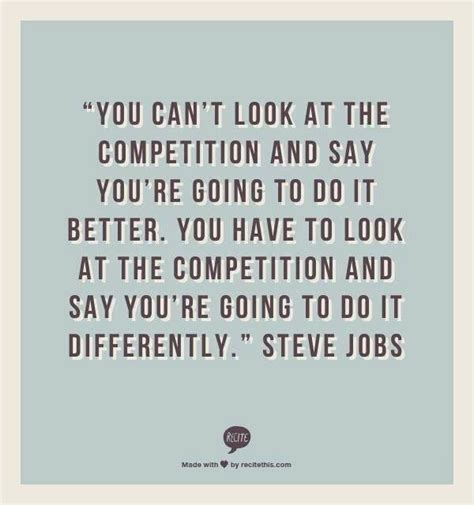 Competition Quotes