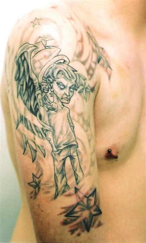 colin england colin england 2004 tattoo