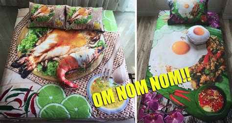 food bed these outrageously creative food themed bed sheets are