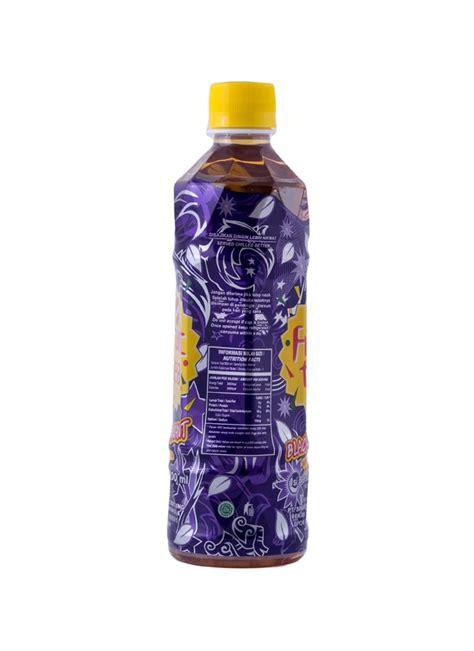Fruit Tea Blackcurrant Botol 500ml sosro fruit tea blackcurrant btl 500ml klikindomaret