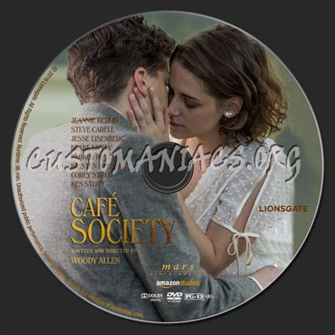 cafe dvd cafe society dvd label dvd covers labels by