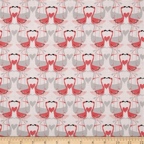 flamingo upholstery fabric michael miller flamingo love flamingo discount designer