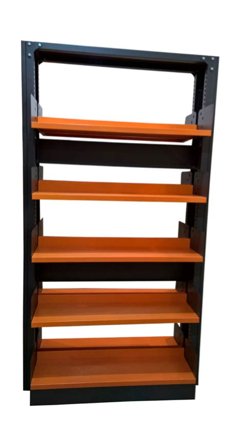 Rak Sudut Stainless Kokoh Single rack perpustakaan code lr stainless steel indonesia