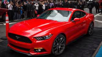 Ford Mustang News New Ford Mustang Arrives In Australia Sold Out For A Year