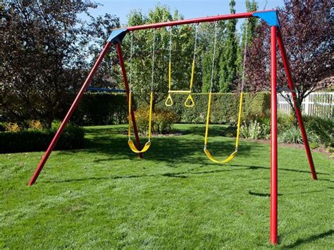 heavy duty metal swing set 25 unique metal swing sets ideas on pinterest plastic