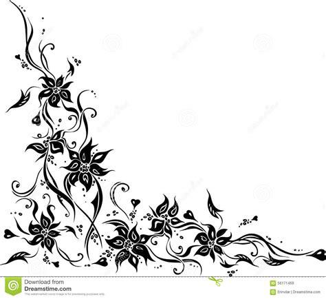 Wedding Background Instrumental by White Wedding Invitation Background With Black Ornaments