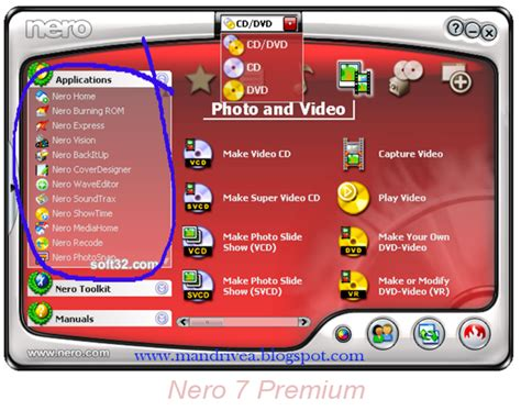 nero 6 full version software free download freeware nero 6 full version