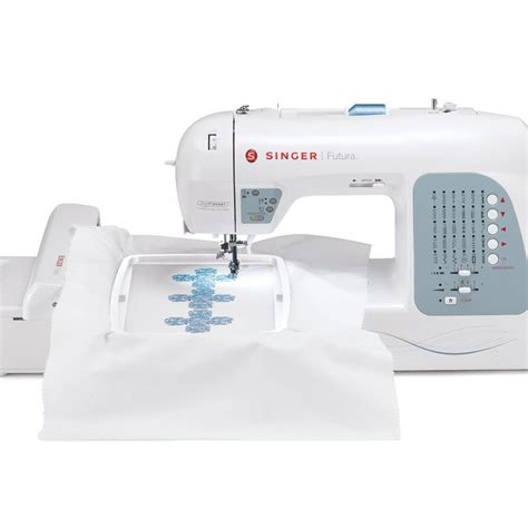 Singer Embroidery and Sewing Machine