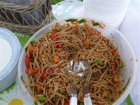 cold noodle salad recipes cold asian noodle salad
