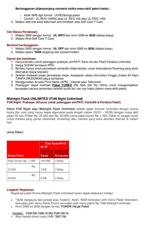 cara pindah paket videomax ke flash cara daftar paket internet unlimited flash telkomsel