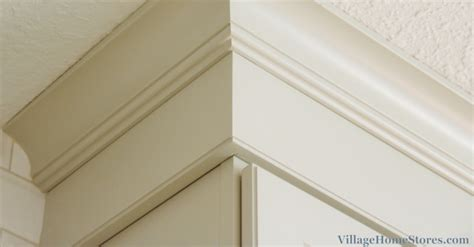 Crown Moulding Kitchen Cabinets stacked crown archives village home stores