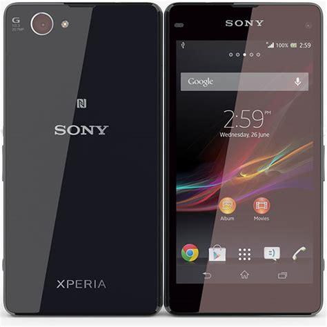 Backdoor Sony Xperia Z1 Compact Z1 Mini 4 3 Inchi Housing Back Tu 3d model sony xperia z1 compact