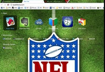 theme google chrome football 9 google chrome football themes
