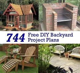 yard projects 744 free diy backyard project plans homestead survival