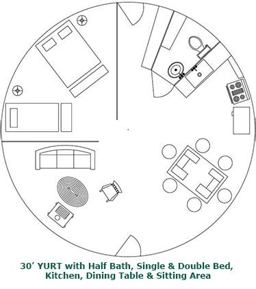 exles of floor plans 20 yurt floor plans carpet vidalondon