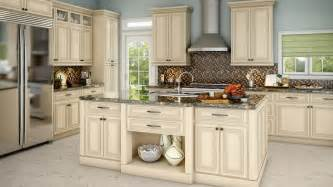 Antique white off white kitchen cabinets los angeles discount