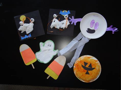 hallowen crafts for easy crafts