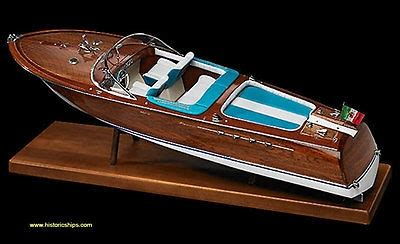 riva yacht phone case amati riva aquarama italian runabout 34 quot wooden ship model
