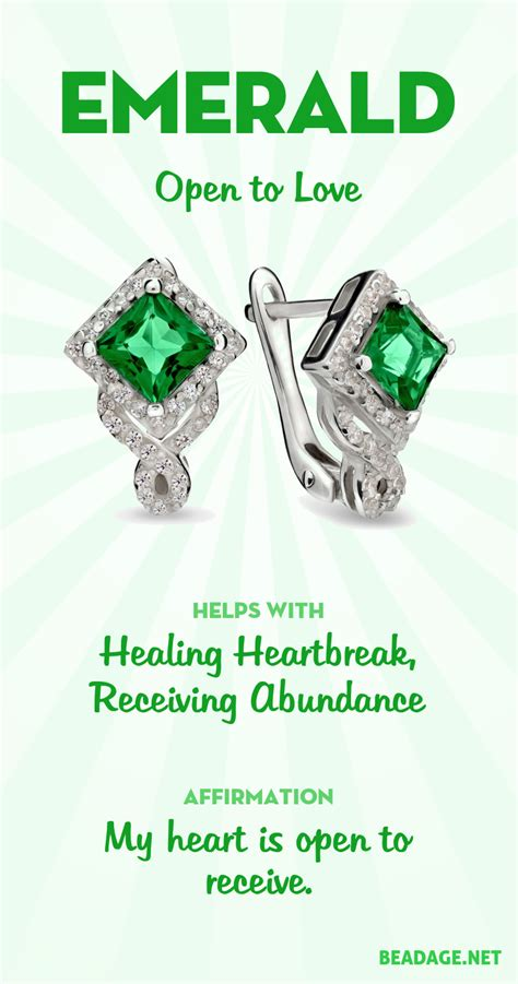 emerald meaning  properties beadage