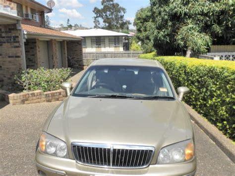 2001 used hyundai grandeur sedan car sales ipswich qld