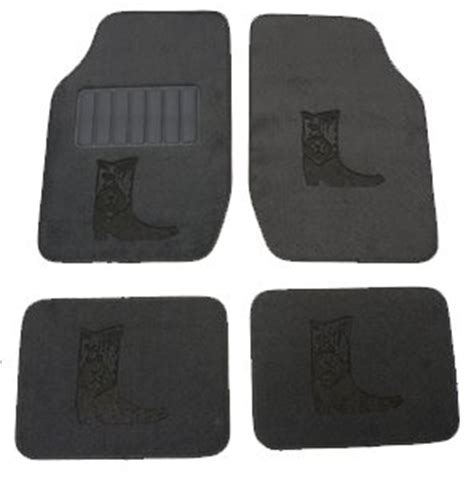 custom design car floor mats made in usa ash color