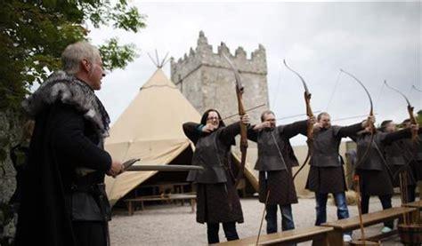 Cuan Family got archery co hotel accommodation strangford