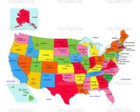 united states map with states and capitals and major cities united states map with state names capitals pictures to pin on pinsdaddy