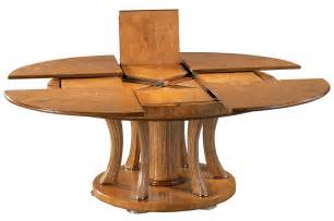 expanding table pavlovsk expanding circular table dining tables from