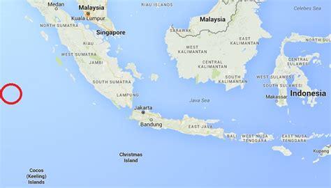 earthquake indian ocean big earthquake off the coast of sumatra indonesia issues