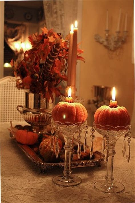 table decorations for fall dinner photograph fall dinner