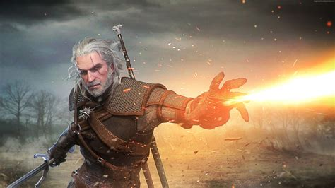wallpaper 4k the witcher wallpaper the witcher 3 wild hunt 4k 5k games 10954