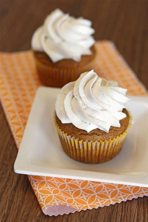 pumpkin cupcakes sarah bakes gluten free treats gluten free vegan pumpkin